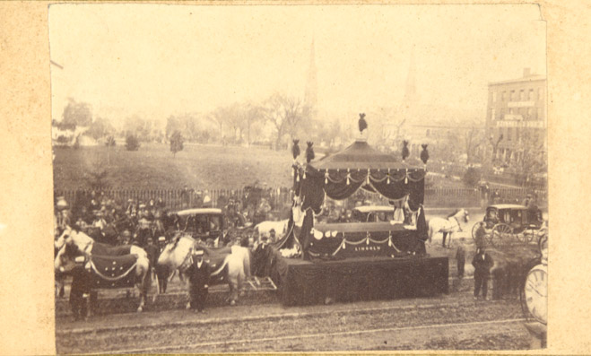 Abraham Lincoln funeral obsequies