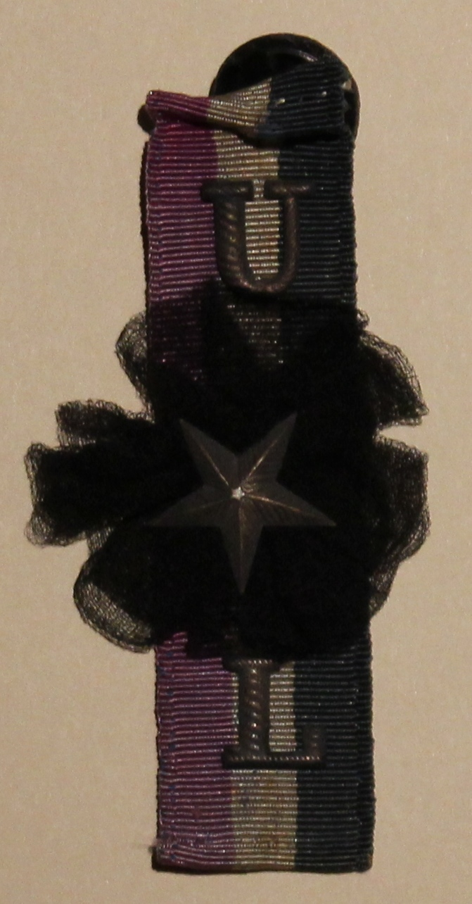 Union League Mourning Ribbon