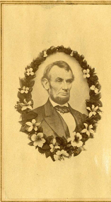 Abraham Lincoln Carte-de-Visite