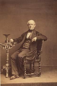 Photo of Charles Frances Adams