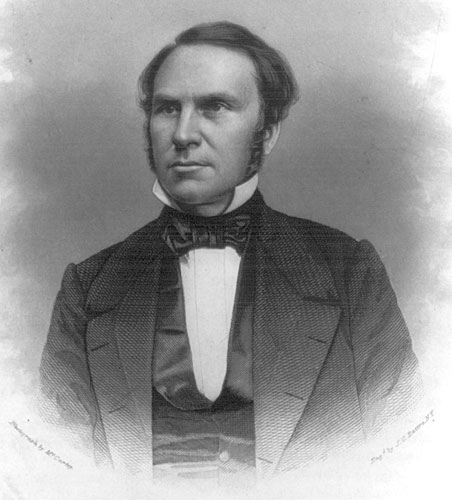 Photo of Dr. Phineas D. Gurley