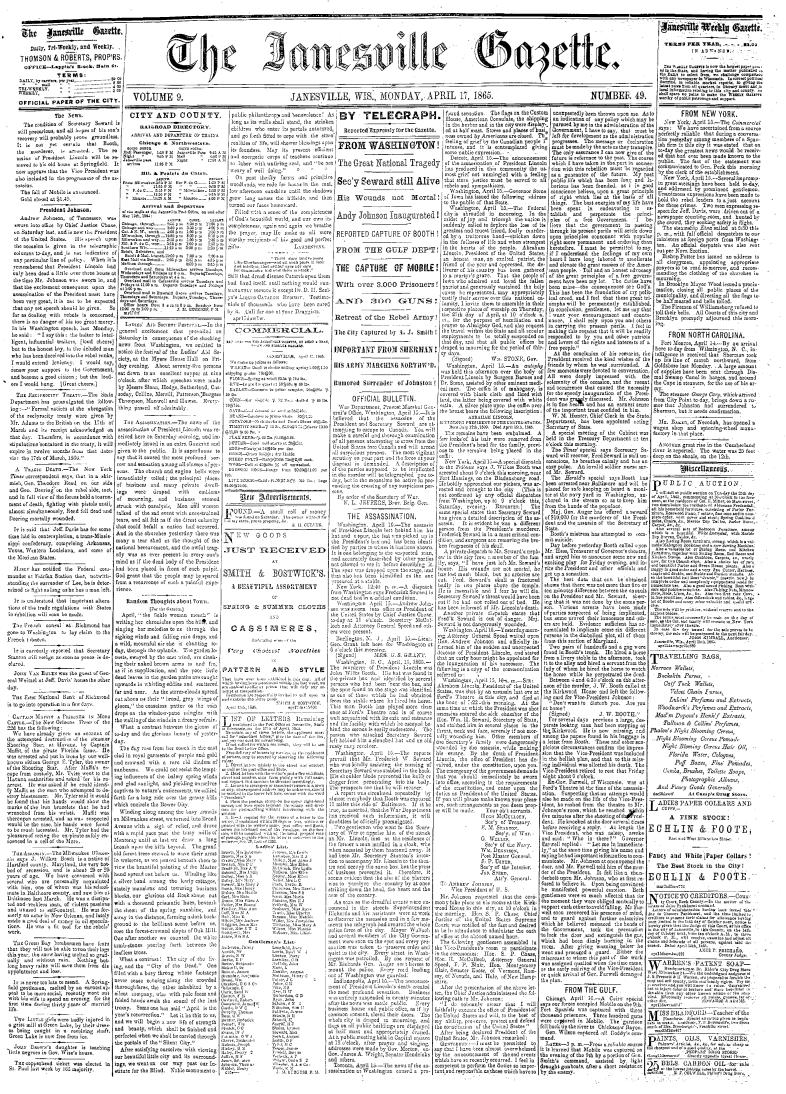 Janesville Gazette