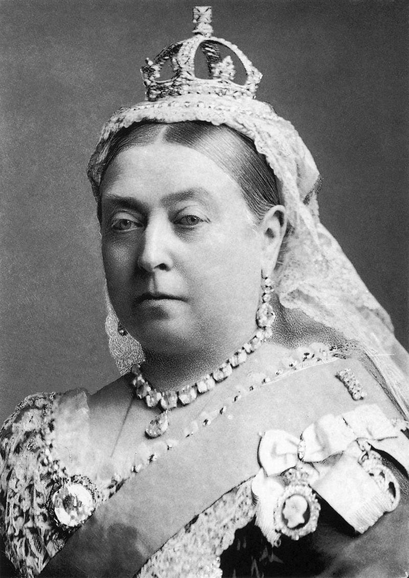 Photo of Queen Victoria