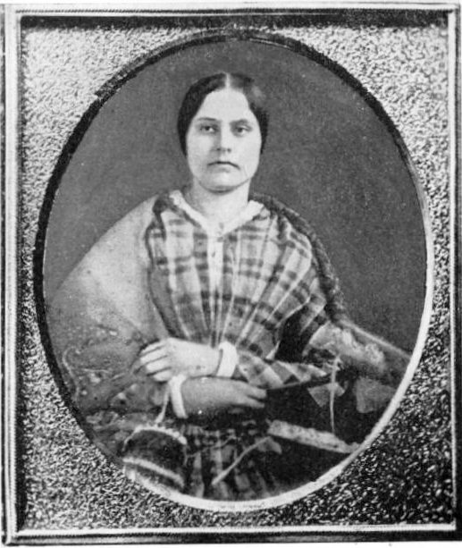 Photo of Susan B. Anthony