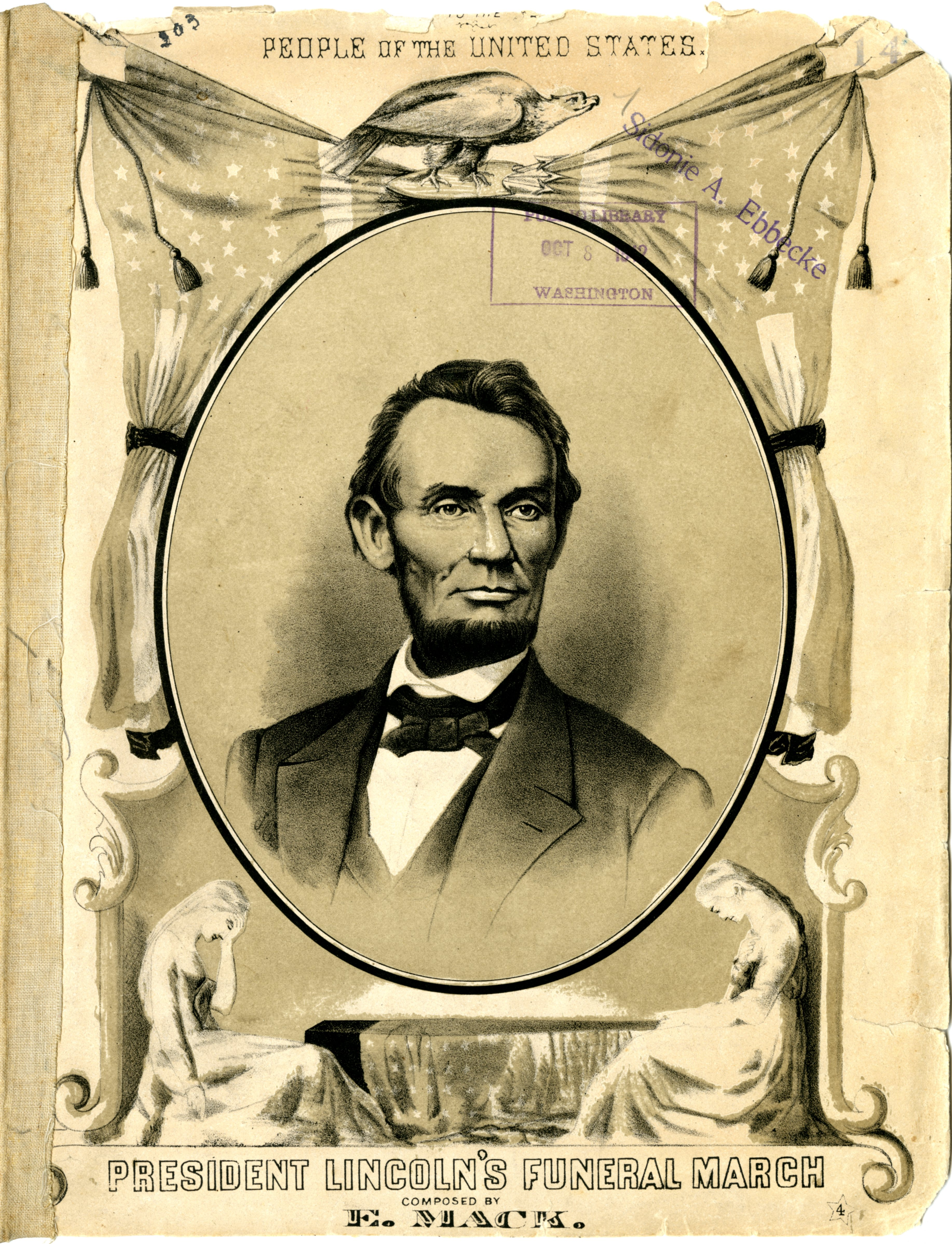 President Lincoln's Funeral March