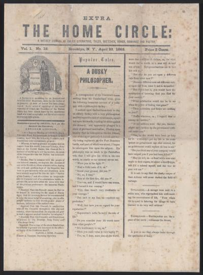 Resolutions Passed on the Death of President Lincoln