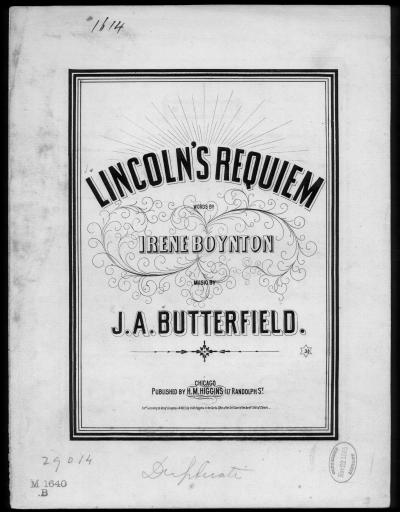 Lincoln's requiem