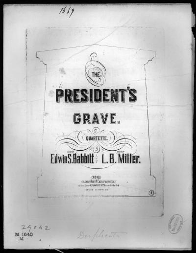 The President's grave