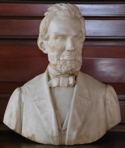 Abraham Lincoln by Pio Fedi