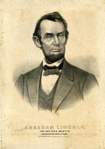Abraham Lincoln, the Nation's Martyr