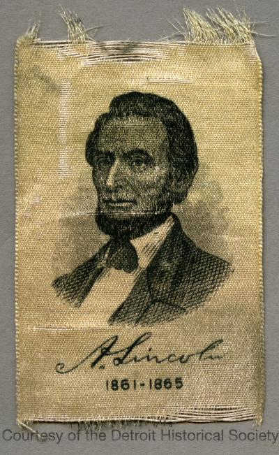 Lincoln Memorial Ribbon