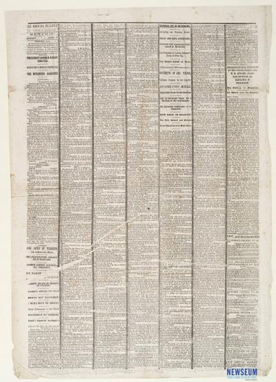 The Morning Bulletin, April 17, [1865]
