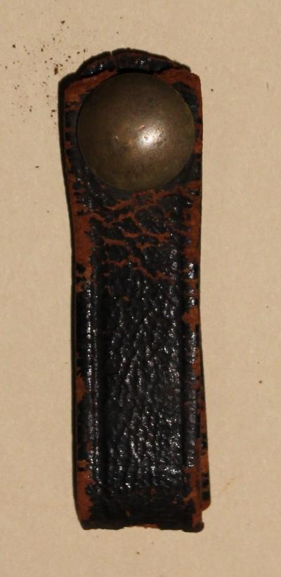 Harness Piece from Funeral Procession