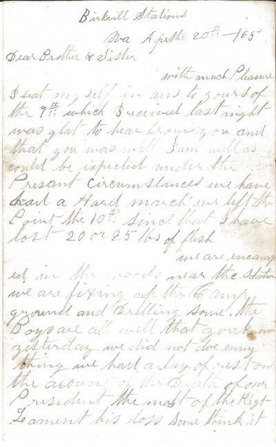 Letter – Roades April 20 pt 1